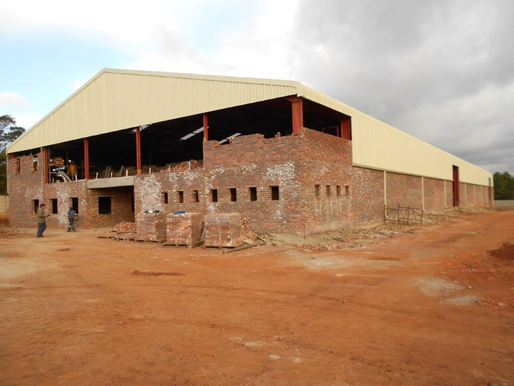 South African Military Surplus - new physical store under construction!