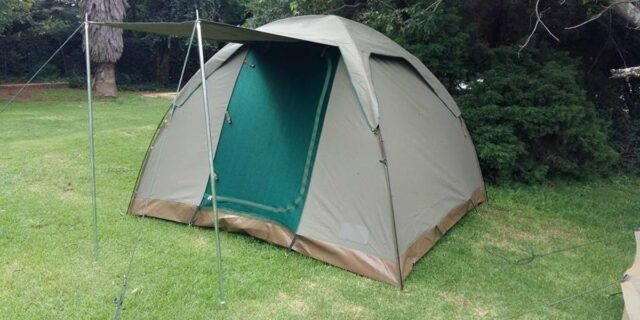 Dome Tent (3m x 3m) - NEW