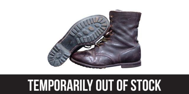 Combat Boots - Grade 1