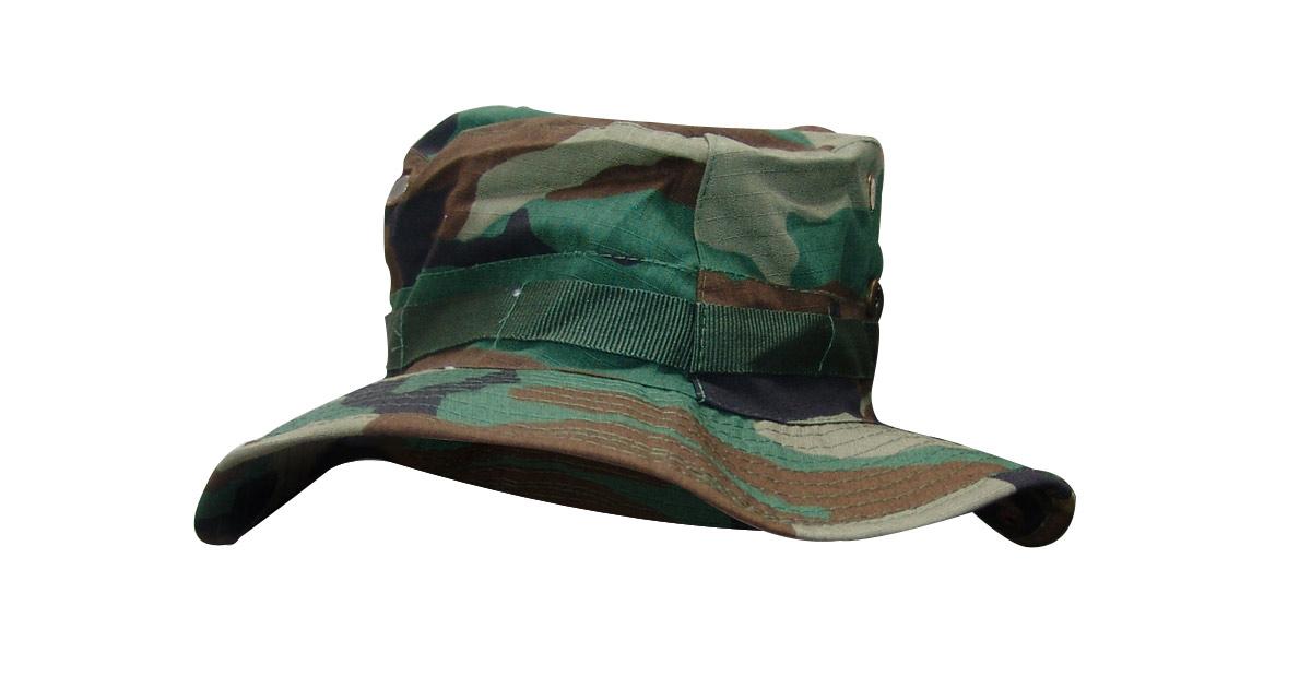 Bush Hat - Woodland