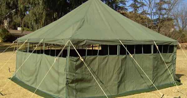 Tent (5m x 5m) - NEW