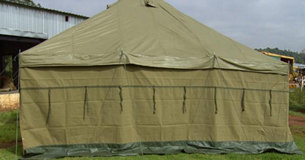 Tent (5m x 5m) - GRADE 1