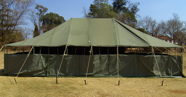 Tent (5m x 10m) - NEW
