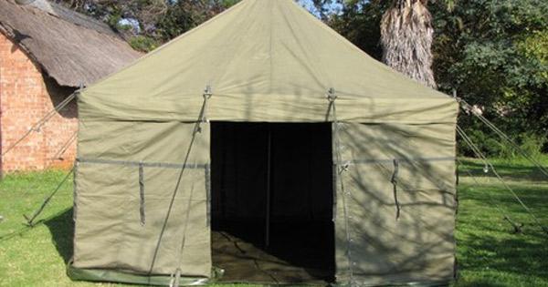 Tent (3m x 3m) - NEW