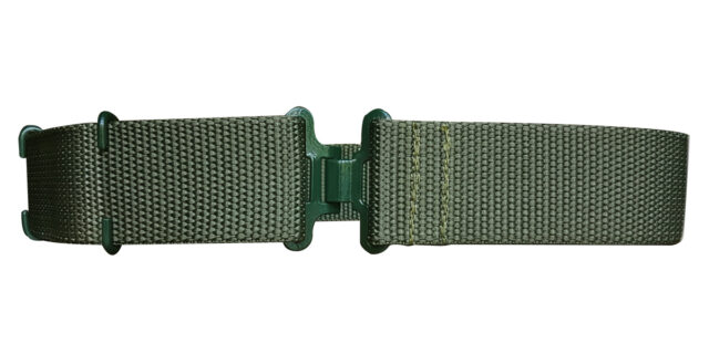 Web Belt (Olive Green) - NEW