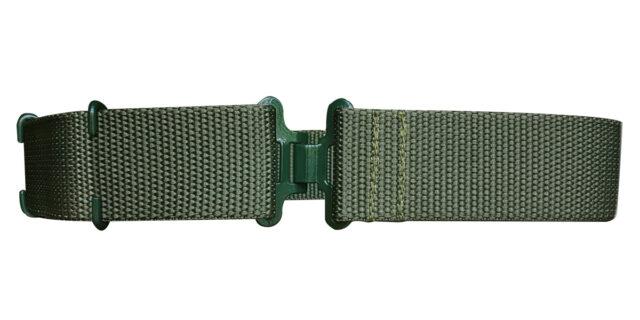 Web Belt (Olive Green) - NEW