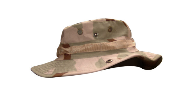Bush Hat (Desert Camo) - NEW