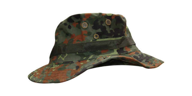 Bush Hat (Flecktarn) - NEW