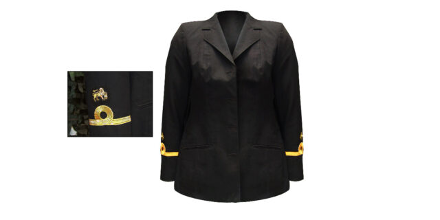 Navy Ladies Dress Jacket - Sub Lieutenant - Used GRADE 2