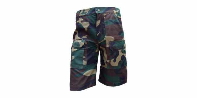 Woodland Cargo Shorts – NEW