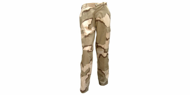 Desert Combat Trousers – NEW