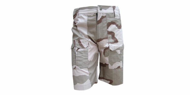 Desert Cargo Shorts – NEW