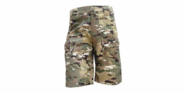 Multicam Cargo Shorts – NEW