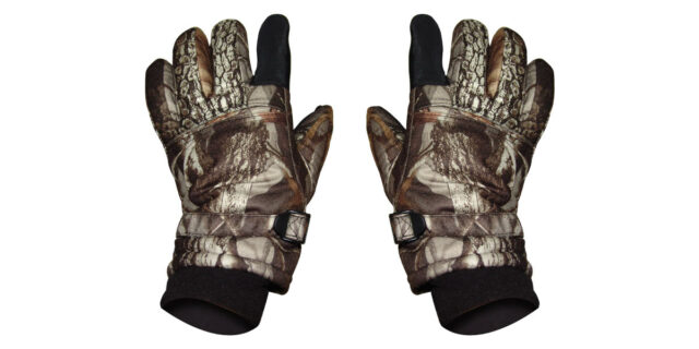 Thermal Gloves (Deep Forest) - NEW