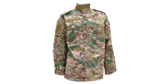 Multicam Long Sleeve Shirt – NEW