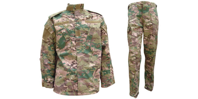 Multicam Uniform