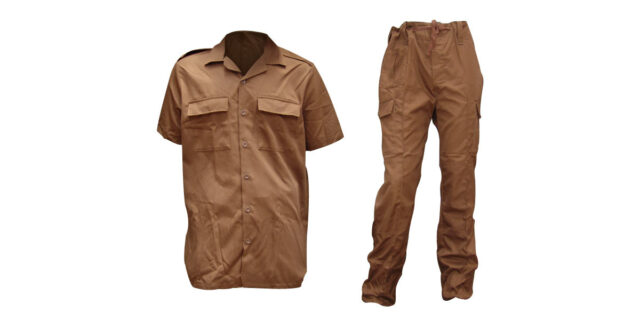 Nutria Short Sleeve Uniform