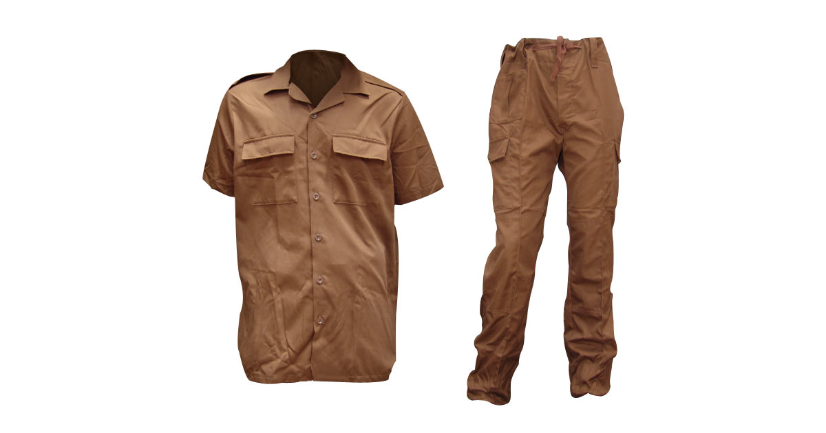 Genuine African Store Clothing