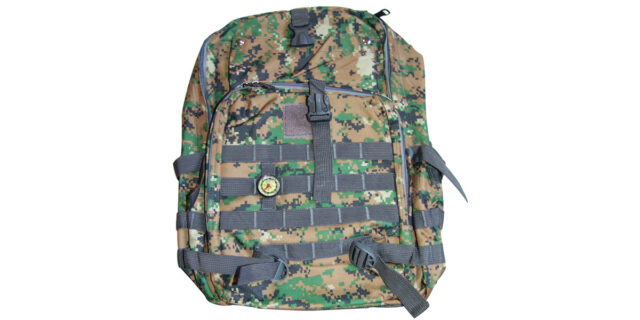 Backpack (Green Digital Camo) - NEW