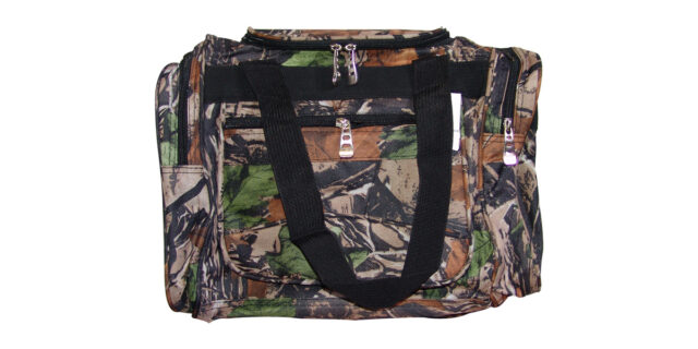 Kit Bag (Autumn Leaves Camo) - NEW