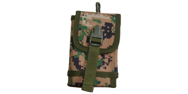 Pouch (Green Digital Camo) - NEW