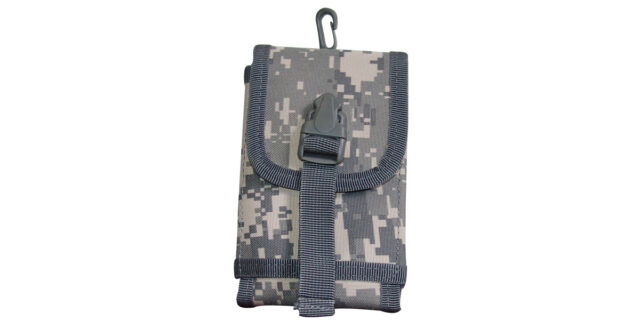Pouch (Grey Digital Camo) - NEW