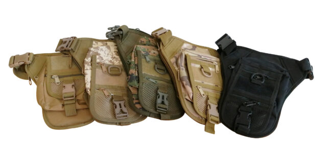 """Holster """"Moon Bag"""" (Various Colours) - NEW"""