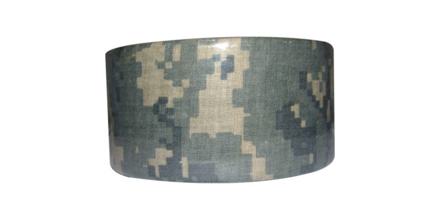 Camouflage Adhesive Tape (Grey Digital Camo)