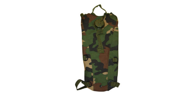Hydration Pack (Woodland Camo) - NEW
