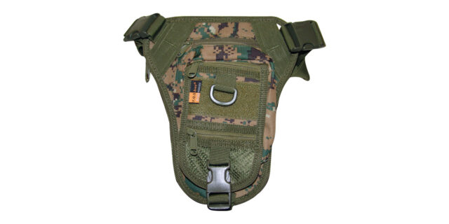 "Holster ""Moon Bag"" (Green Digital Camo) - NEW"