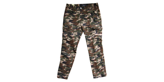 Urban Camo Combat Trousers (Brown/Tan) - NEW