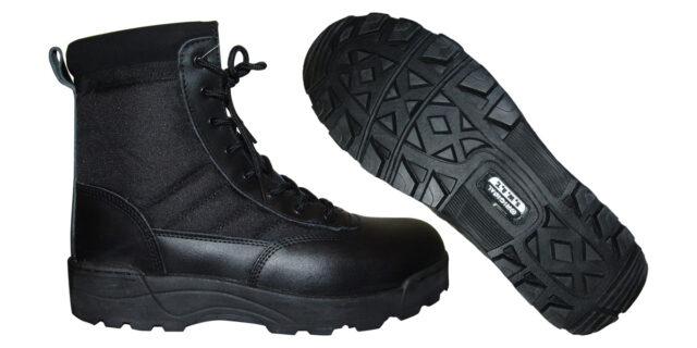 Tactical Boots (Black) - NEW