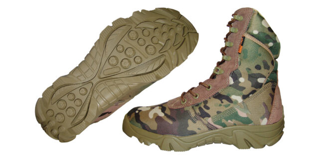 Tactical Boots (Multicam) - NEW