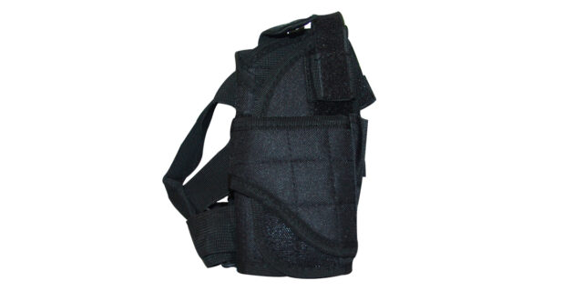 Leg Gun Holster (Black) - NEW