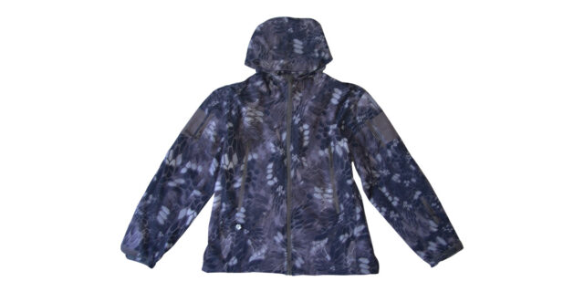 Taipan Camo Jacket with Hood - NEW