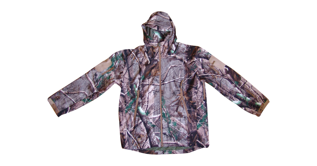 Deep Forest Jacket with Hood