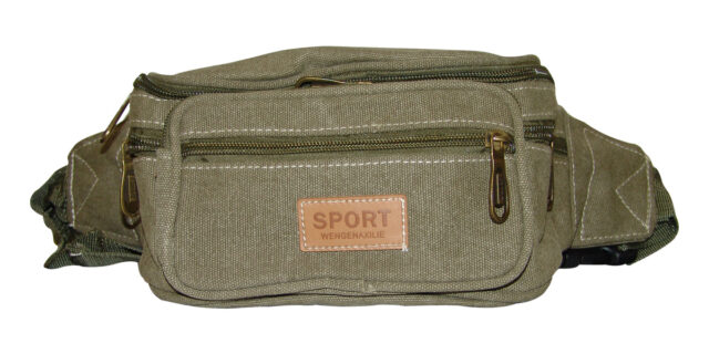 "Olive Drab ""Moonbag"" - NEW"