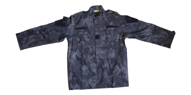 Taipan Camo Long Sleeve Shirt - NEW