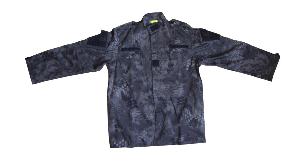 Taipan Camo Long Sleeve Shirt - NEW