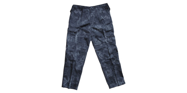 Taipan Camo Combat Trousers - NEW