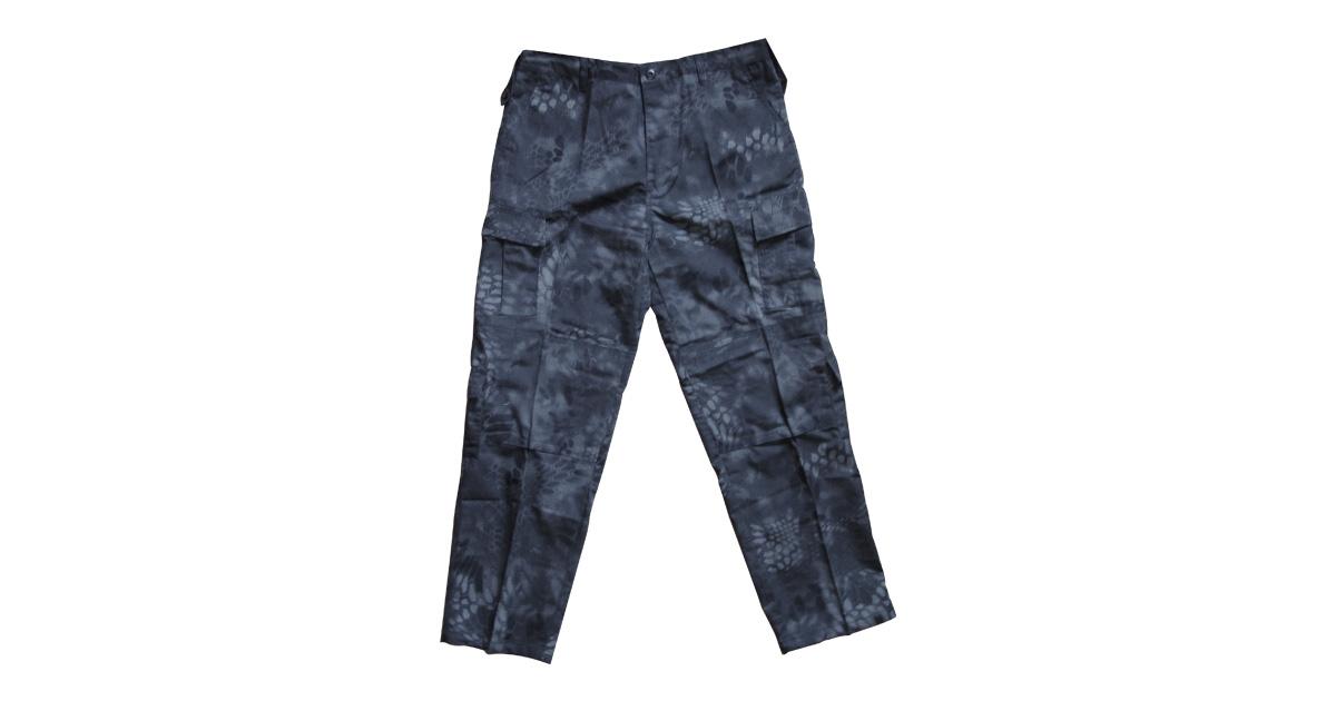 Taipan Camo Combat Trousers - NEW