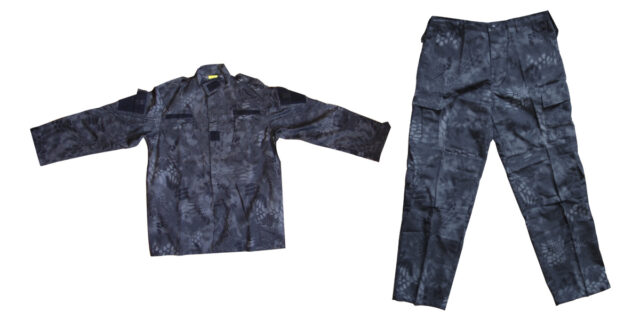 Taipan Camo Uniform - NEW