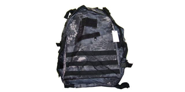 Backpacker (3 Compartment, Taipan Camo) - NEW