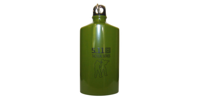 Water Flask, 0.6 Litre (Olive Drab Colour) - NEW