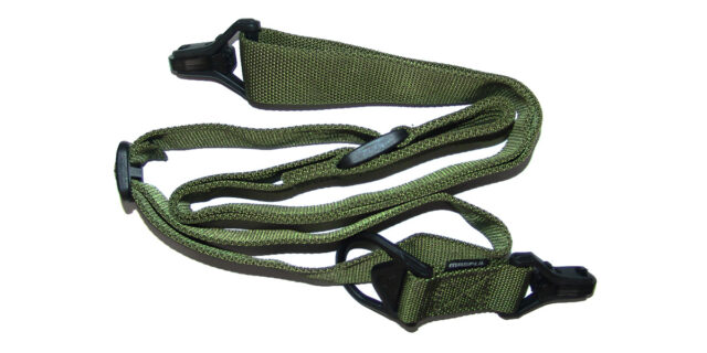 "Rifle Sling, ""MS3""-type, (Olive Drab Colour) - NEW"