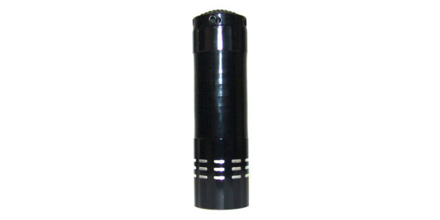 Torch (Choice of Black, Silver, Red & Blue Colours) - NEW