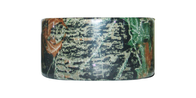 Camouflage Adhesive Tape (Deep Forest Camo) - NEW