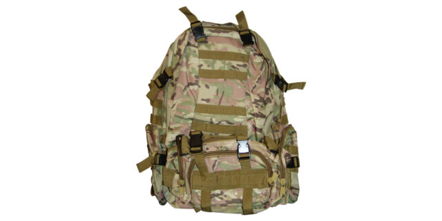 Backpack (Multicam Camo) – NEW