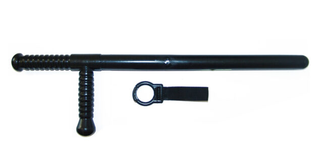 Tonfa with Belt Loop (Black) - NEW