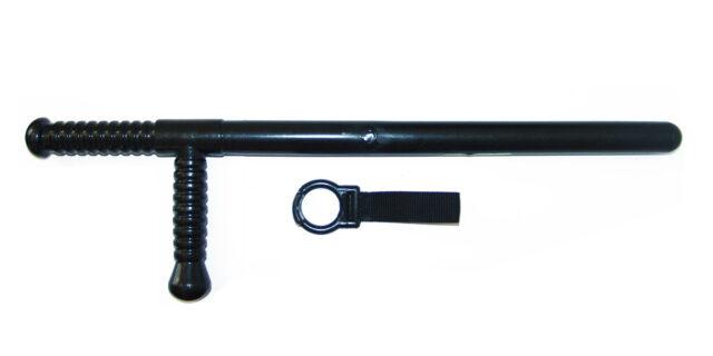 Tonfa with Belt Loop (Black) - NEW